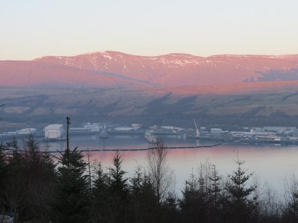 Faslane, Gare Loch, HMNB, Clyde