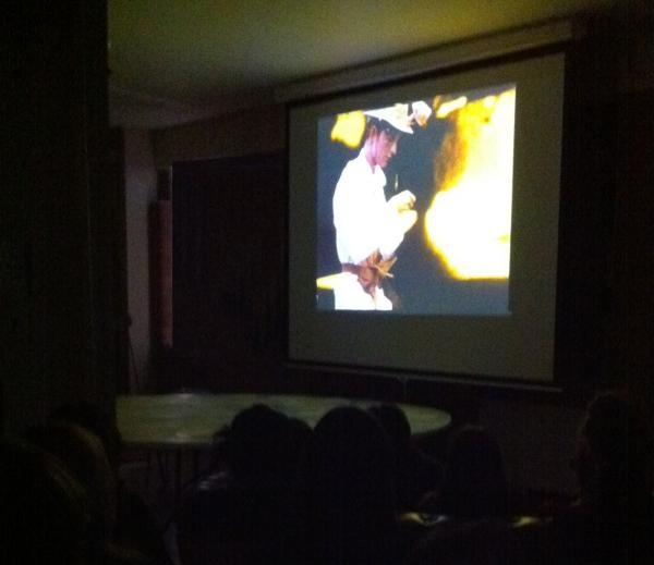 Nuclear Culture on Film, Sandra Lahire, Uranium Hex.