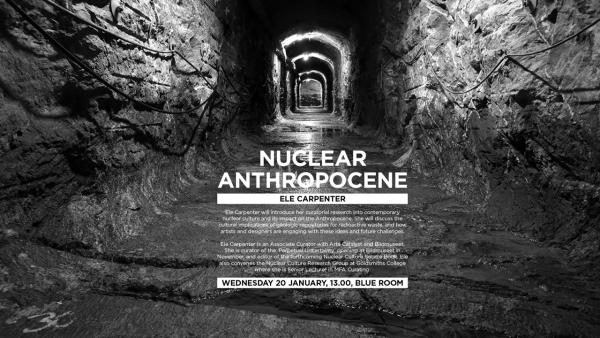 Nuclear Anthropocene Talk Poster