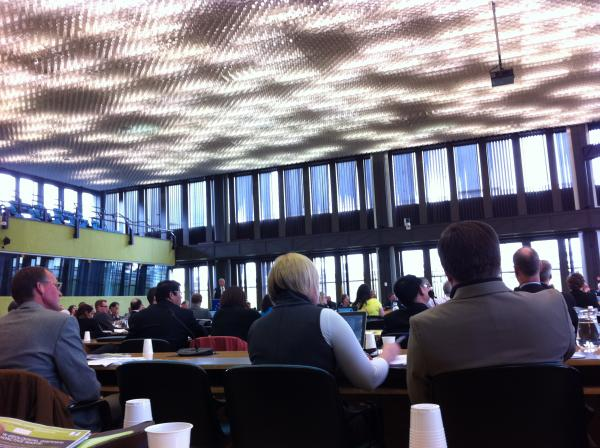 MoDeRn Conference, EU Commission, Luxembourg
