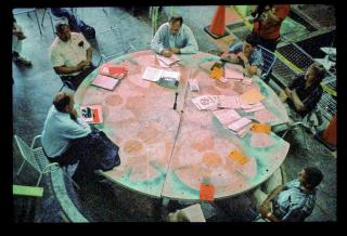 James Acord, Round table, Hanford, 1999.
