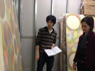 Yuki Yamamoto Studio, Sapporo, 2013